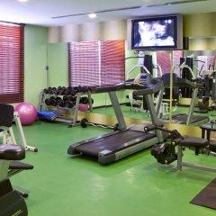 Отель Landmark Riqqa Дубай фитнесс-зал фото 3