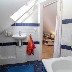 Отель V Podhoří ванная