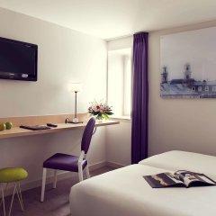Отель Mercure Paris Notre Dame Saint Germain Des Pres удобства в номере фото 2