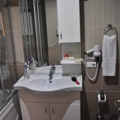 Otel Yelkenkaya Турция, Гебзе - отзывы, цены и фото номеров - забронировать отель Otel Yelkenkaya онлайн ванная фото 2