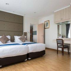 Отель Thonglor 21 Residence by Bliston Таиланд, Бангкок - отзывы, цены и фото номеров - забронировать отель Thonglor 21 Residence by Bliston онлайн комната для гостей фото 5