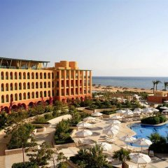 Intercontinental Taba Heights Hotel пляж