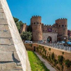 Отель Primus Roma Италия, Рим - отзывы, цены и фото номеров - забронировать отель Primus Roma онлайн балкон