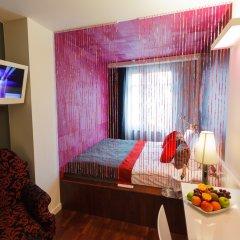 Bohem Art Hotel комната для гостей фото 5