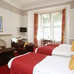 Отель City Apartments Glasgow Великобритания, Глазго - отзывы, цены и фото номеров - забронировать отель City Apartments Glasgow онлайн комната для гостей фото 3