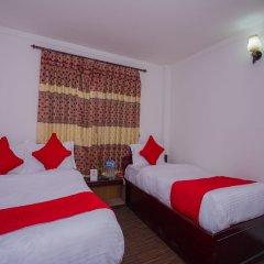 Отель OYO 276 White Orchid Resort Непал, Катманду - отзывы, цены и фото номеров - забронировать отель OYO 276 White Orchid Resort онлайн комната для гостей фото 2
