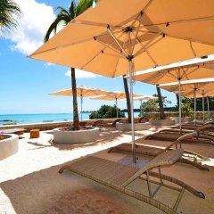 Отель Mon Choisy Beach Resort пляж