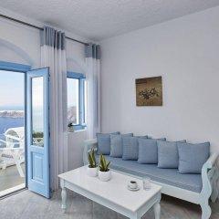 Отель Andromeda Villas Греция, Остров Санторини - 1 отзыв об отеле, цены и фото номеров - забронировать отель Andromeda Villas онлайн комната для гостей фото 3