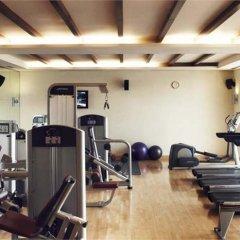 Отель Raffles Dubai фитнесс-зал фото 4
