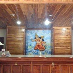 Vansana LuangPrabang Hotel интерьер отеля