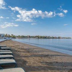 Hotel Ozlem Garden - All Inclusive пляж