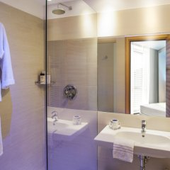 Hotel degli Arcimboldi ванная