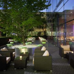 Отель Innside By Melia Parkstadt Schwabing Мюнхен помещение для мероприятий