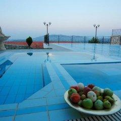 Отель Vergis Epavlis бассейн фото 2