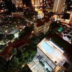 Отель Far East Plaza Residences бассейн