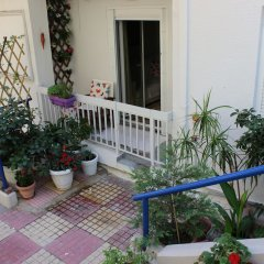 Отель Style Comfort 8min to Acropolis Museum Афины балкон
