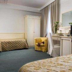 Отель Carlton Capri Hotel Италия, Венеция - 5 отзывов об отеле, цены и фото номеров - забронировать отель Carlton Capri Hotel онлайн комната для гостей фото 5