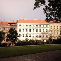 Отель Red & Blue design вид на фасад фото 4