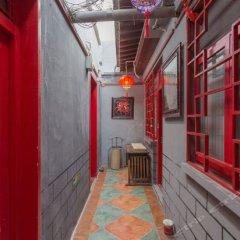 Отель Classic Courtyard Китай, Пекин - отзывы, цены и фото номеров - забронировать отель Classic Courtyard онлайн интерьер отеля фото 2