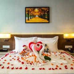 Volga Nha Trang hotel Нячанг сейф в номере