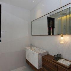 Отель Wu Lan Hotel Китай, Сямынь - отзывы, цены и фото номеров - забронировать отель Wu Lan Hotel онлайн ванная