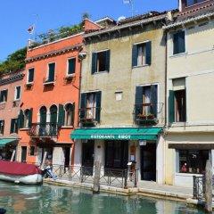 Отель Locanda Salieri Италия, Венеция - 1 отзыв об отеле, цены и фото номеров - забронировать отель Locanda Salieri онлайн приотельная территория фото 2