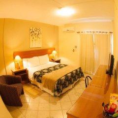 Отель Convair Hotel Парагвай, Сьюдад-дель-Эсте - отзывы, цены и фото номеров - забронировать отель Convair Hotel онлайн комната для гостей фото 5