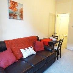 Апартаменты CDP Apartments Kelvinhall Глазго комната для гостей фото 5