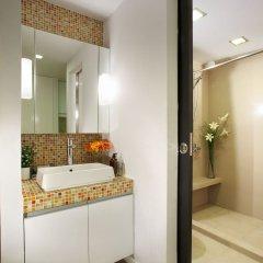 Отель Citadines Sukhumvit 16 Bangkok Таиланд, Бангкок - 1 отзыв об отеле, цены и фото номеров - забронировать отель Citadines Sukhumvit 16 Bangkok онлайн ванная