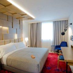 Отель Canopy by Hilton Zagreb - City Centre комната для гостей фото 3