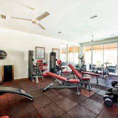 Отель Oriental Beach Pearl Resort фитнесс-зал фото 3
