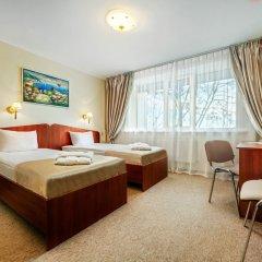 Гостиница Черное море комната для гостей фото 15