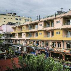Отель Nana Непал, Катманду - отзывы, цены и фото номеров - забронировать отель Nana онлайн балкон