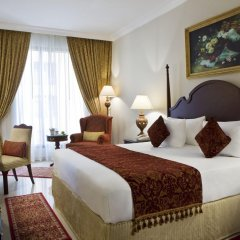 Mercure Dubai Barsha Heights Hotel Suites комната для гостей фото 7