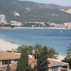 Hotel Teix пляж фото 2