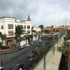 Отель Lutece Марокко, Рабат - отзывы, цены и фото номеров - забронировать отель Lutece онлайн балкон
