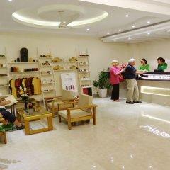 Отель Green Field Villas Хойан интерьер отеля фото 2
