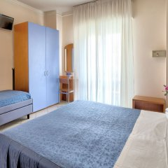 Отель Roby Италия, Риччоне - отзывы, цены и фото номеров - забронировать отель Roby онлайн комната для гостей фото 3