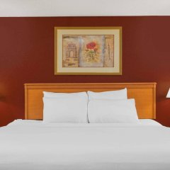 Отель Hawthorn Suites By Wyndham Airport Columbus East Колумбус комната для гостей фото 3