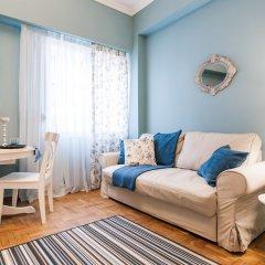 Отель Charming Acropolis Metro Apartment Греция, Афины - отзывы, цены и фото номеров - забронировать отель Charming Acropolis Metro Apartment онлайн комната для гостей фото 4