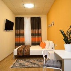 Отель Apelsin on Sretenskiy Boulevard Москва комната для гостей фото 2