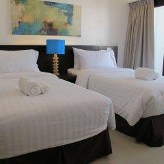 Отель UMA Residence Таиланд, Бангкок - отзывы, цены и фото номеров - забронировать отель UMA Residence онлайн комната для гостей фото 2