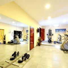 Hotel Life Римини фитнесс-зал фото 4