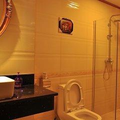 Jiuzhaigou Tang Zhong Hotel ванная