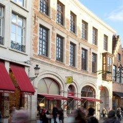 Отель Bourgoensch Hof Бельгия, Брюгге - 3 отзыва об отеле, цены и фото номеров - забронировать отель Bourgoensch Hof онлайн