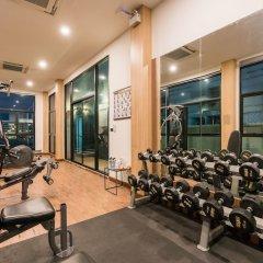 Acqua Hotel фитнесс-зал