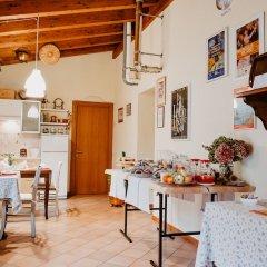Отель B&B All'Antico Brolo Италия, Виченца - отзывы, цены и фото номеров - забронировать отель B&B All'Antico Brolo онлайн питание