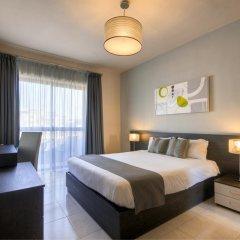 Отель Argento Мальта, Сан Джулианс - отзывы, цены и фото номеров - забронировать отель Argento онлайн комната для гостей фото 5