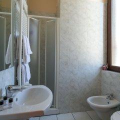 Hotel D'Azeglio ванная