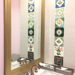 Отель Saras Бангкок ванная фото 2